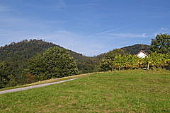 Kapelle Eckberg Merkur - Kleiner Staufenberg