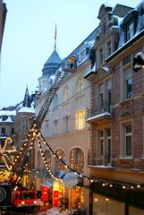 Lange Straße - Winter