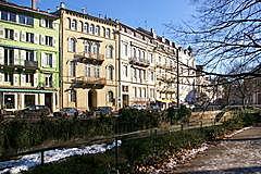 Luisenstraße - Oos