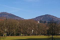 Lichtentaler Allee Klosterwiese - Merkur