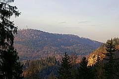 Fremersberg - Waldeneck