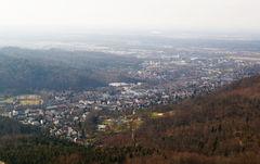 Weststadt - Cité - Oos von Altes Schloß