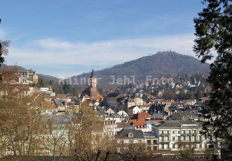 Kernstadt Baden-Baden  gegen Merkur