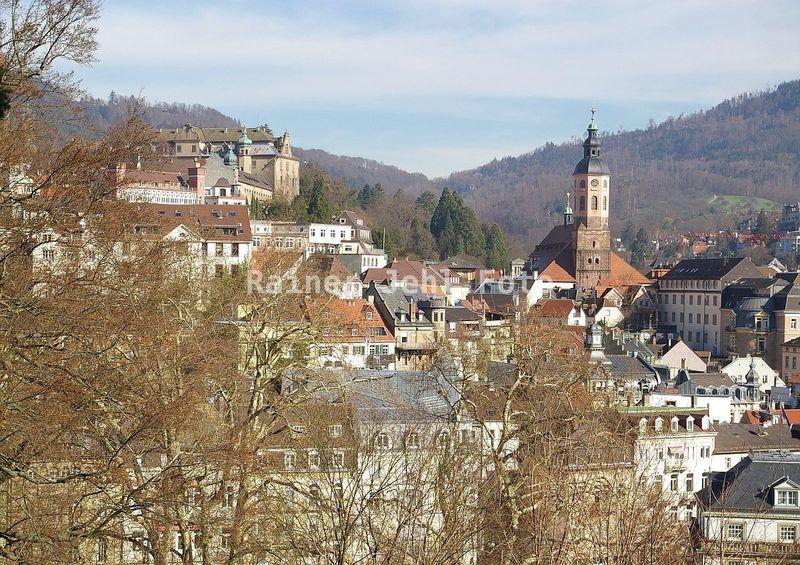 Neues Schloß und Altstadt