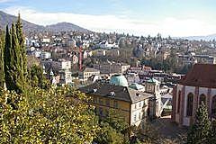 Annaberg von Florentinerberg Altes Dampfbad, Friedrichsbad