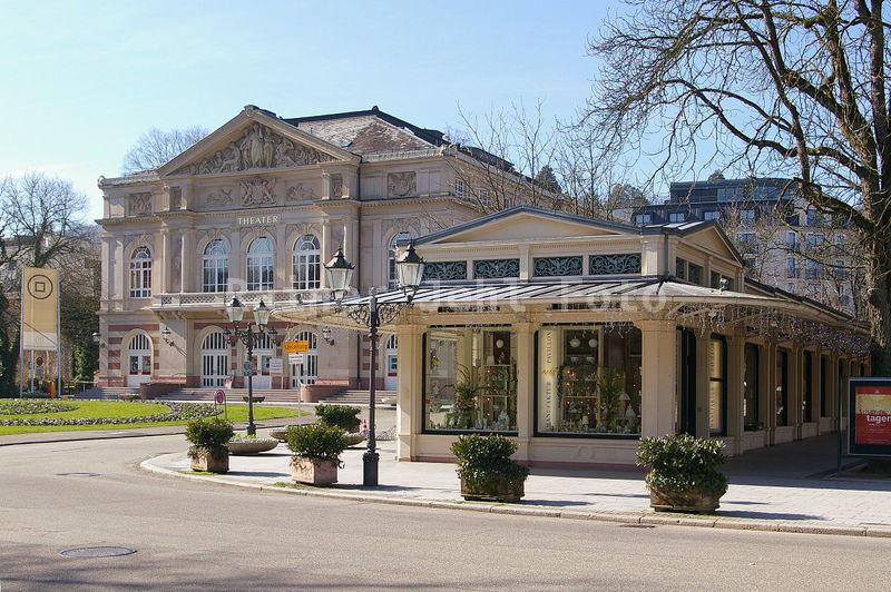 Theater - Kolonnaden