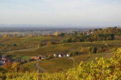 Varnhalt - Sinzheim - Rheinebene Pfälzer Wald von Josefskapelle
