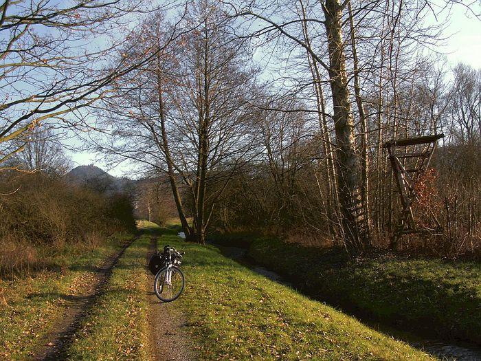 Yburg bei Steinbach - Herbst