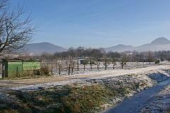 Fremersberg - Yburg - Eis von Steinbach