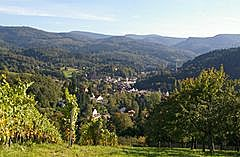Lichtental - Geroldsau  Badner Höhe