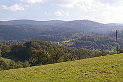 Seelach - Steinberg, vom Schafberg