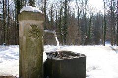 Eberbrunnen am Battert