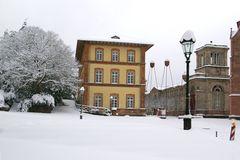 Marktplatz - Winter