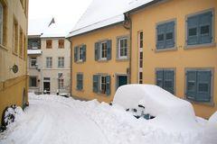 Altstadt - Winter