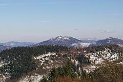 Eichelberg - Merkur  - Bernstein - Waldeneck