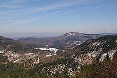 Hardtberg - Battert  - Baden-Baden - Waldeneck
