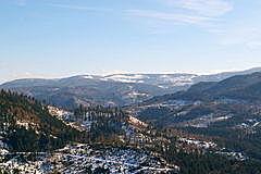 Ruhberg - Eierkuchenberg  von Yburg
