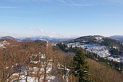 Kl. Staufenberg - Teufelsmühle  - Holoh - Iberst, von Yburg