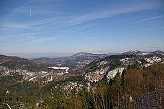 Hardtberg - Battert  - Baden-Baden - Merkur  - Iberst